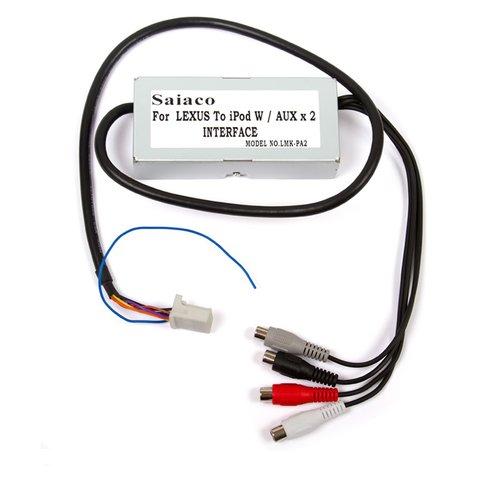 Автомобильный iPod адаптер для Lexus