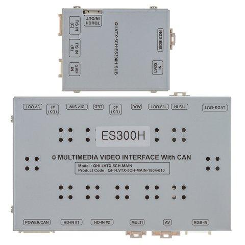 Видеоинтерфейс для Lexus RX, GS, CT200, ES, IS, LS и др. 2010 2017 г.в.