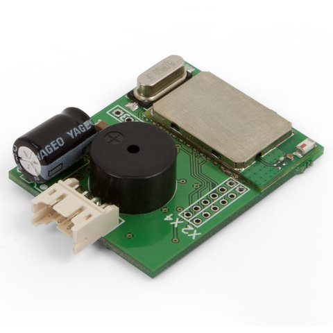 BTTS Adapter for Touch Screen Control of the Android Smartphone