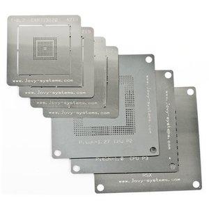 BGA Reballing Stencils Jovy Systems JV-RMP for PS3