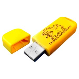 Chimera Dongle (Authenticator) with BlackBerry Module 12 Months License Activation
