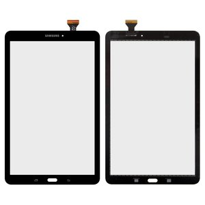 Touchscreen for Samsung T560 Galaxy Tab E 9.6, T561 Galaxy Tab E, T567 Tablets, (black) #MCF-096-2205