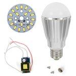 LED Light Bulb DIY Kit SQ-Q17 9 W (cold white, E27)