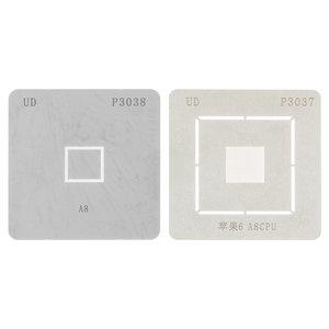 BGA Stencil A8 RAM+CPU for Apple iPhone 6 Cell Phone