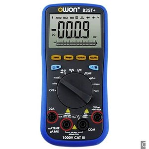 Digital Bluetooth Multimeter OWON B35T+