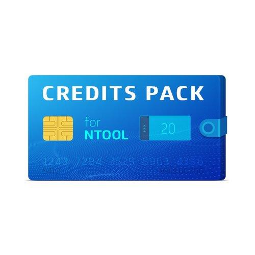 NTool 20 Credits Pack