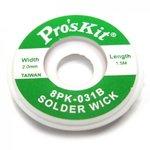 Malla de desoldar Pro'sKit 8PK-031B