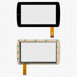 Cristal táctil para tablet PC China-Tablet PC 7