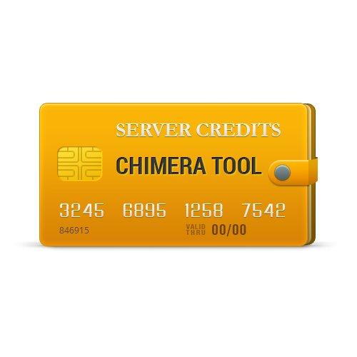 Серверные кредиты Chimera Tool