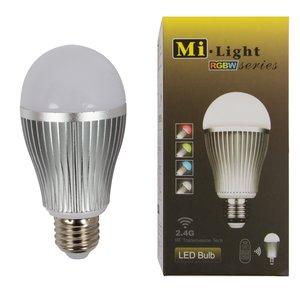 Светодиодная лампочка MiLight RGBW 9W E27 WW