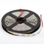 Светодиодная лента SMD5050 (холодый белый, 60 светодиодов, 12 В DC, 1 м, IP20)