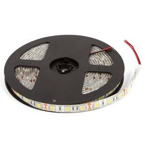 Светодиодная лента SMD5050 (сверхъяркая, холодый белый, 60 светодиодов, 12 В DC, 1 м, IP65)