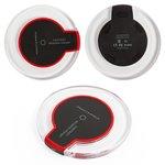 Беспроводное зарядное устройство Protech Fantasy, выход 1 A,  вход Micro-USB  5 В 2 А, черное, тип 1