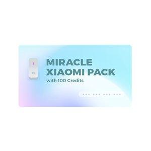Miracle Xiaomi Tool Pack с 100 кредитами Miracle Xiaomi