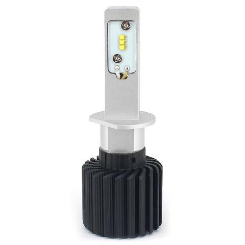 Набор светодиодного головного света UP-7HL-H1W-4000Lm (H1, 4000 лм, холодный белый)
