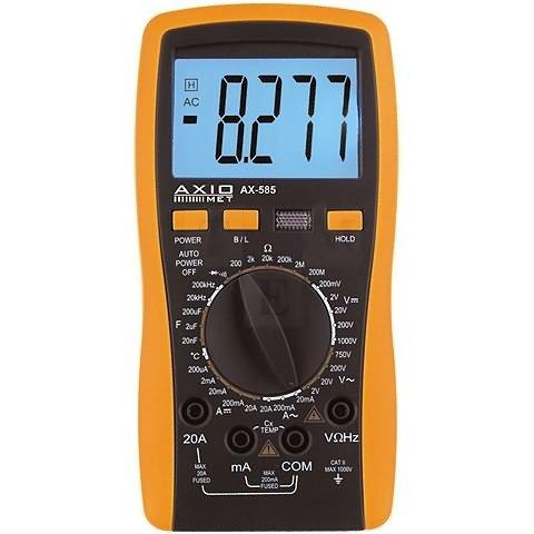 Цифровий мультиметр AXIOMET AX 585