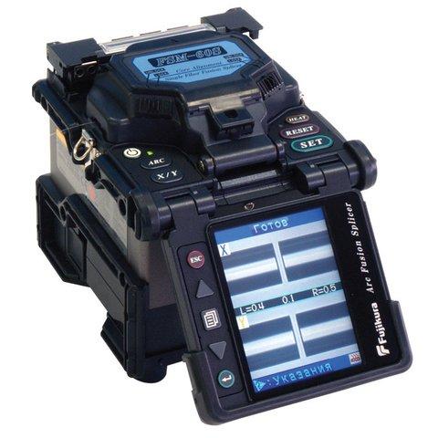 Зварювальний апарат для оптоволокна Fujikura FSM 60S