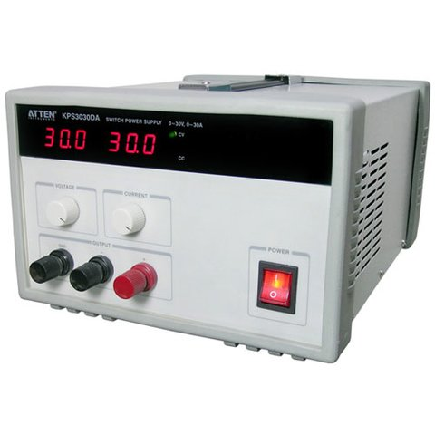 Імпульсний блок живлення ATTEN KPS3030DA