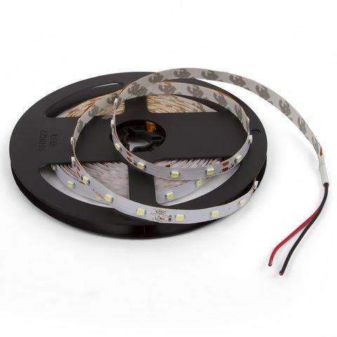 Світлодіодна стрічка SMD3528 холодний білий, 300 світлодіодів, 12 В DC, 5 м, IP20