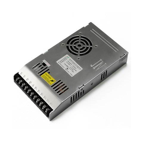 Блок живлення для світлодіодних стрічок 5 В, 80 A 400 Вт , 200 240 В