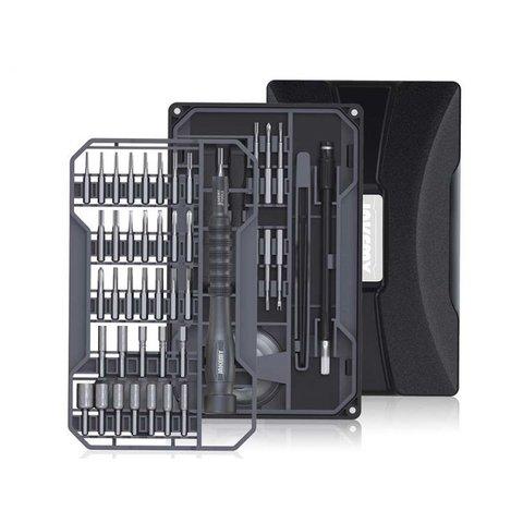 Набір для ремонту мобільних телефонів і планшетів Jakemy JM 8172 73 в 1
