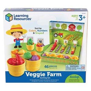 Навчальний ігровий набір-сортер Learning Resources Розумний Фермер
