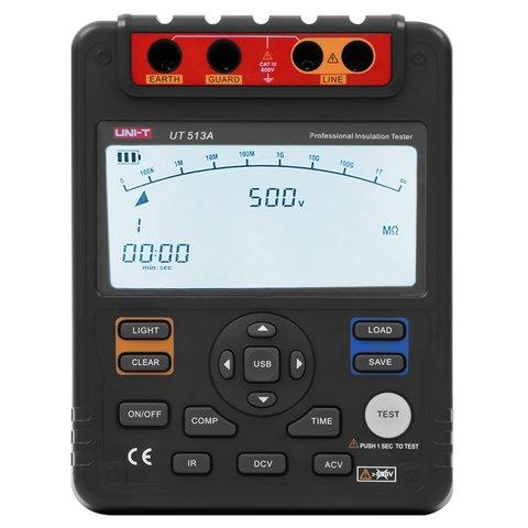 Insulation Resistance Tester UNI T UT513A