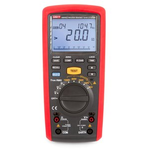 Handheld Insulation Resistance Tester UNI-T UT505A